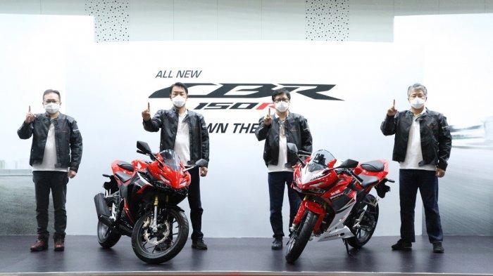 All New Honda CBR150R Datang, DAW Bidik Penjualan 1.200 Unit di Sulut
