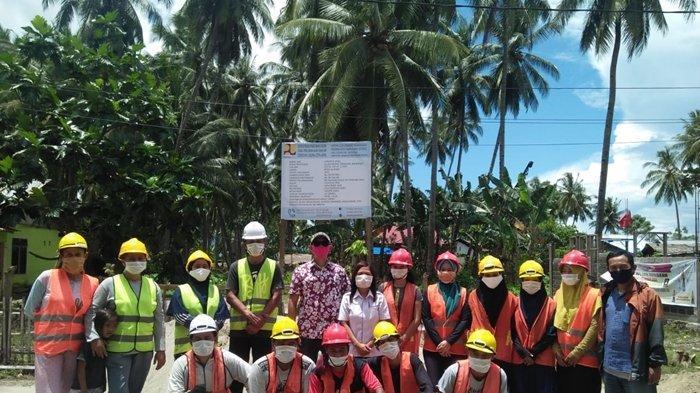 Topang Pembangunan Kotaku, DLH Bolsel Tinjau Izin Lingkungan dan Dokumen SPPL