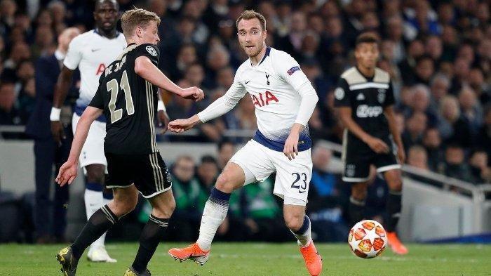 Jadwal dan Prediksi Susunan Pemain Ajax Amsterdam Vs Tottenham di Liga Champions, Misi Sulit Spurs