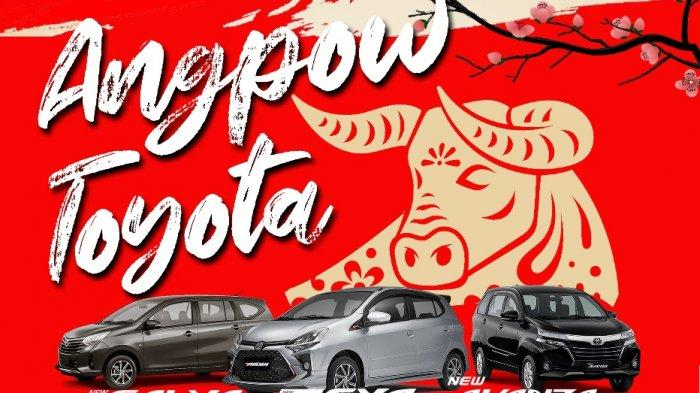 Dapatkan Toyota Impian DP 20 Jutaan, Raih Hadiah Lucky Draw 1 Unit All New Voxy, 200 Iphone 12 Mini