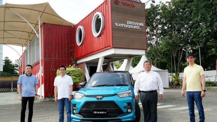 Toyota Luncurkan Raize untuk Menambah Pilihan di Segmen SUV