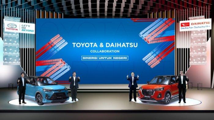 Kolaborasi Toyota Daihatsu Lahirkan Produk Kembar