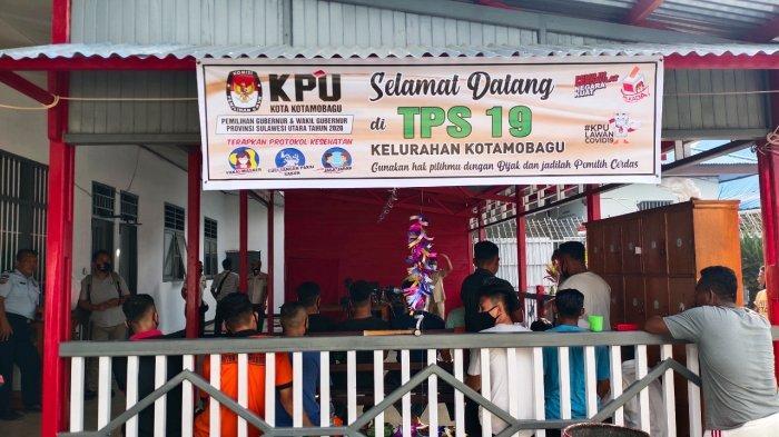 TPS 19 Rutan Kotamobagu Siap Gelar Pemilihan Gubernur dan Wakil Gubernur Sulawesi Utara
