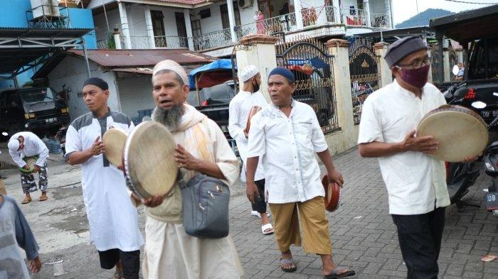 Tradisi Adra Sudah Dilakukan Warga Maasing Sejak Tahun 70-an