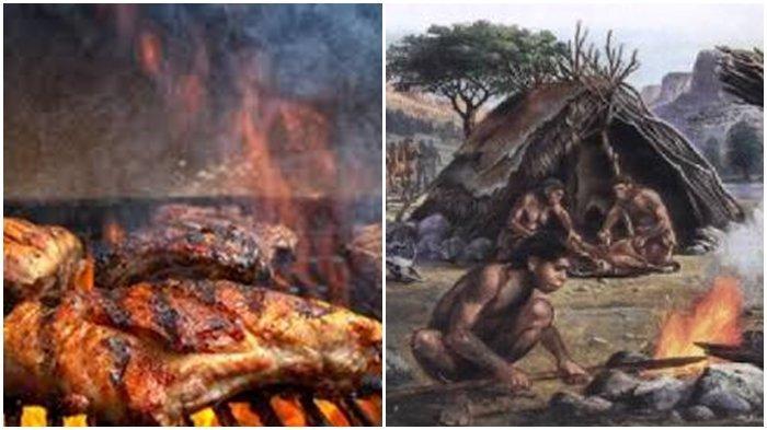 Jadi Tradisi Pergantian Tahun, Sejarah Barbeku Bermula dari Homo Erectus 1,8 Juta Tahun Lalu