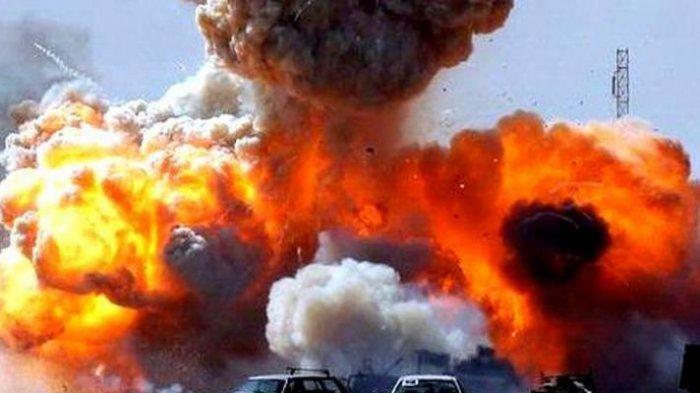 Ledakan Dahsyat Hancurkan Gudang Senjata China, 20.000 Orang Tewas, Tragedi Kelam Tanggal 30 Mei