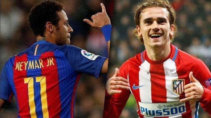 Ingin Datangkan Neymar dan Griezmann, Barcelona Harus Siapkan Rp 3,97 Triliun