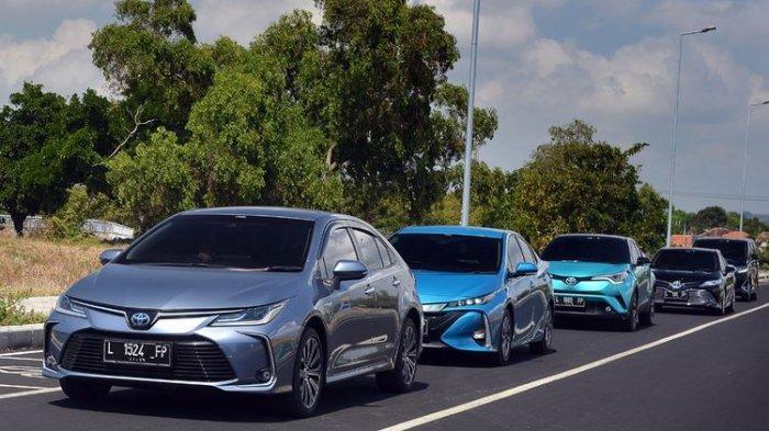 Tren Penjualan Kendaraan Listrik Naik Signifikan, Toyota Ingin Hadirkan Teknologi Serupa