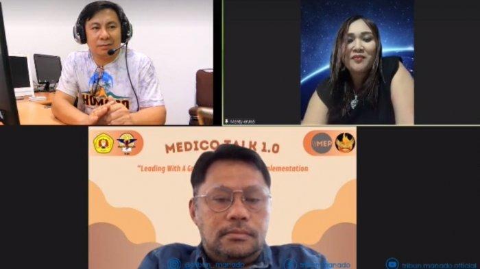 Dr Taufik Pasiak: Mental dan Spiritualitas Sehat Kunci Keberhasilan Hadapi Covid-19