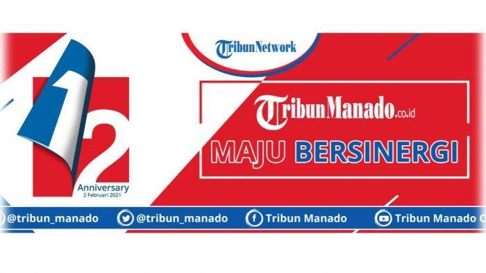 HUT ke-12 Tribun Manado, Tribunmanado.co.id Tetap Portal Online Terbesar di Sulut