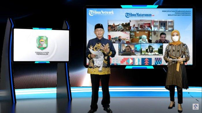 Tribun Network Resmi LuncurkanTribunMataraman.com