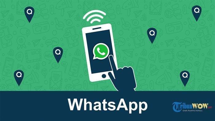 Trik WhatsApp Terbaru - Lacak Lokasi atau Share Lokasi Live di Whatsapp Lebih Mudah, Ikuti Caranya