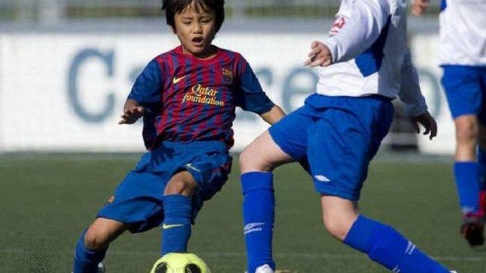 Masih Kenal Tristan Alif Naufal? Bocah yang Dijuluki Messi Indonesia, Pep Guardiola Terheran-heran