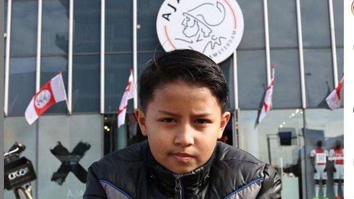 Tristan Alif beri kode menuju klub Eredivisie Ajax Amsterdam