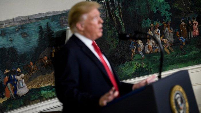 Bisa Rugikan AS, Trump Urungkan Gertakan Tutup Perbatasan dengan Meksiko