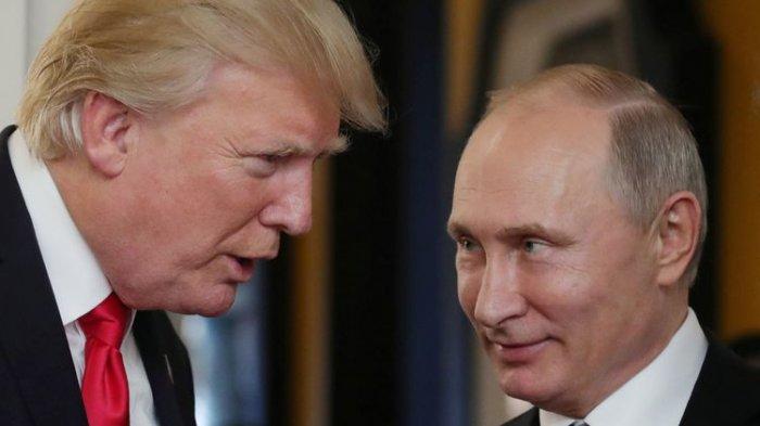 Vladimir Putin Beri Komentar soal Pemakzulan Presiden AS Donald Trump, Ungkap Alasan Dimakzulkan