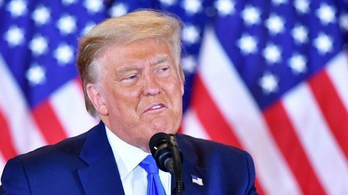 Presiden AS Donald Trump Akhirnya Akui Kemenangan Joe Biden, Tak Mau Beri Ucapan Selamat