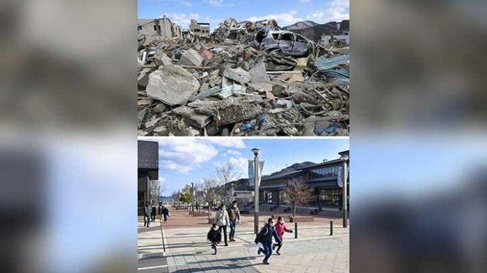 Pasca-Gempa dan Tsunami, Begini Kondisi Pembangkit Listrik Tenaga Nuklir di Jepang