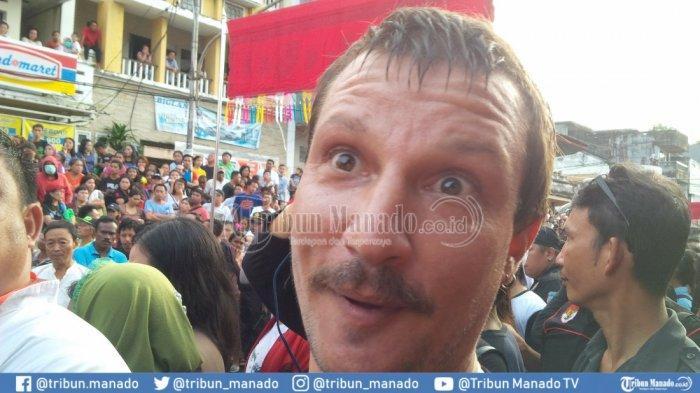 Turis Asal Perancis: Sudah 2 Kali Tonton Cap Go Meh di Manado