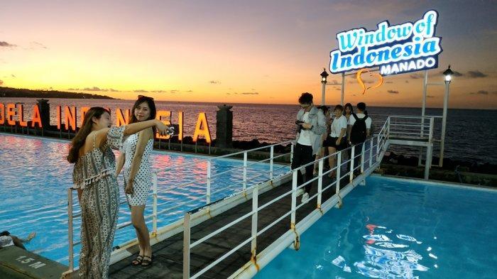 Data Imigrasi: 125.213 Wisman Berkunjung ke Sulut, Turis Asal Tiongkok Dominan