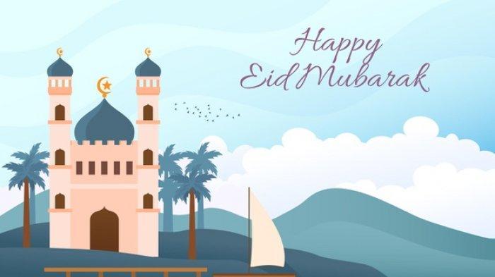 25 Ucapan Selamat Idul Fitri dalam Bahasa Inggris, Lengkap dengan Artinya