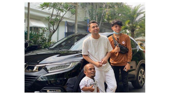 Tepati Janji, Raffi Ahmad Belikan Ucok Baba Mobil Baru