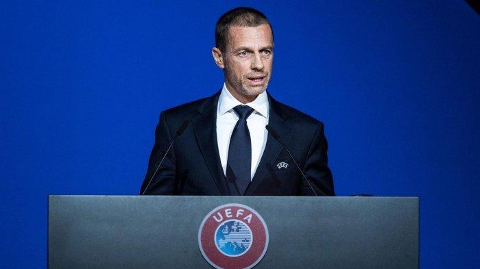 UEFA President Aleksander ?eferin (©UEFA.com)
