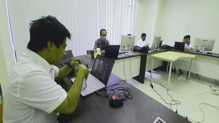 Ujian Online Penerimaan Mahasiswa Baru di IAIN Manado