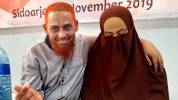 Umar Patek dan istrinya, Ruqayyah