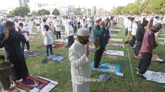 Niat dan Tata Cara Sholat Idul Adha Sendiri di Rumah dan Berjamaah di Masjid Saat Pendemi Covid-19