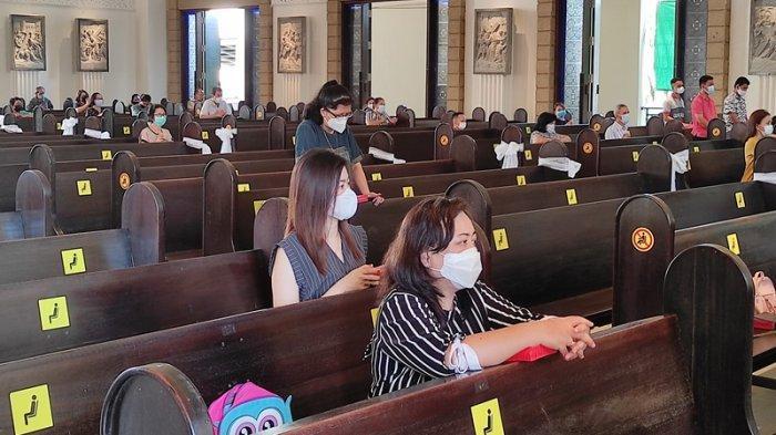 Jumat Agung dan Paskah, Momen Refleksi Agar Dunia Dipulihkan dari Penyakit dan Kejahatan