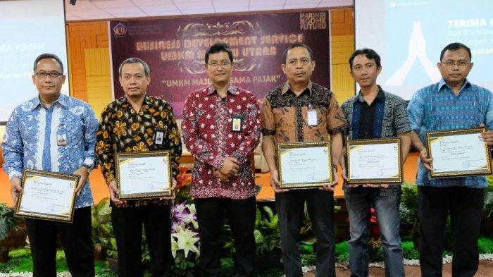 KPP Pratama Ternate Berdayakan UMKM Maluku Utara