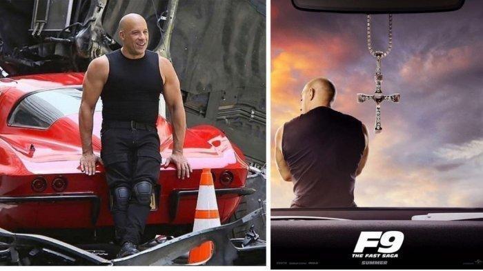 Unggah Poster Fast & Furious 9 di Media Sosialnya,Vin Diesel Penasarankan Penggemar
