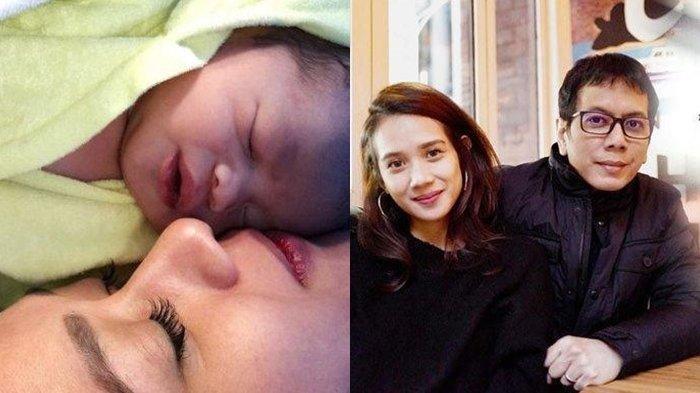 Kabar Bahagia, Istri Menteri Parawisata Wishnutama Melahirkan, Gista Putri Lahirkan Putri Cantik
