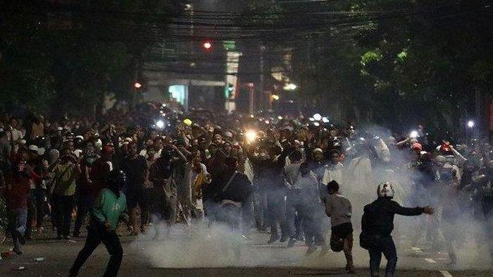 Daftar Penyebar Hoaks yang Ditangkap Polisi Pasca Kerusuhan 22 Mei, Ada Relawan Prabowo-Sandi
