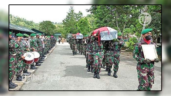 Nama-nama Anggota TNI yang Menjadi Korban Penyerangan di Papua Barat