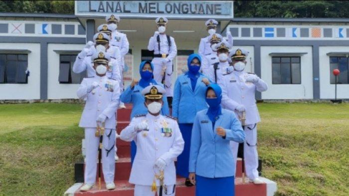 Peringatan HUT ke-76 TNI AL di Talaud Berlangsung Khidmat