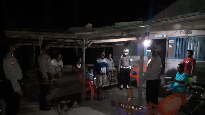 Operasi Yustisi Cegah Penyebaran Covid-19 di Pulau Terluar, Warga Diimbau Tetap Patuhi Prokes