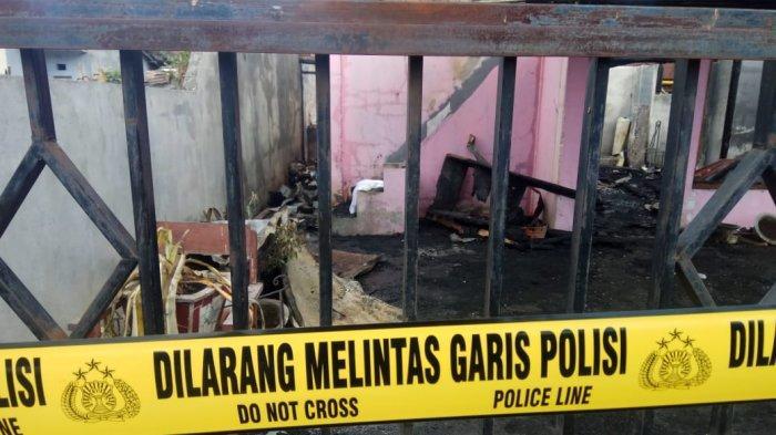 UPDATE Fakta Baru Kebakaran di Desa Lowian, Begini Kesaksian Tetangga