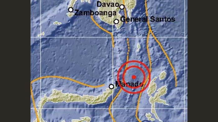UPDATE Gempa Siau Sulut 5,3 SR Terasa di Manado, BMKG: Tidak Berpotensi Tsunami