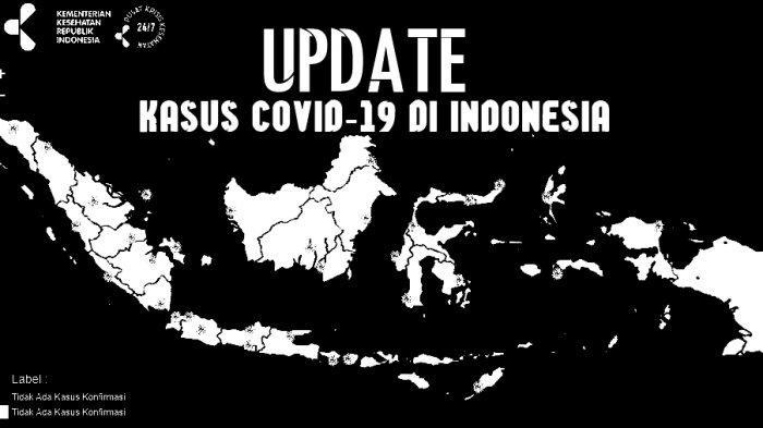 BREAKING NEWS - Kasus Covid-19 Baru di Indonesia Hari Ini Bertambah 1.282 Total Kini 76.981