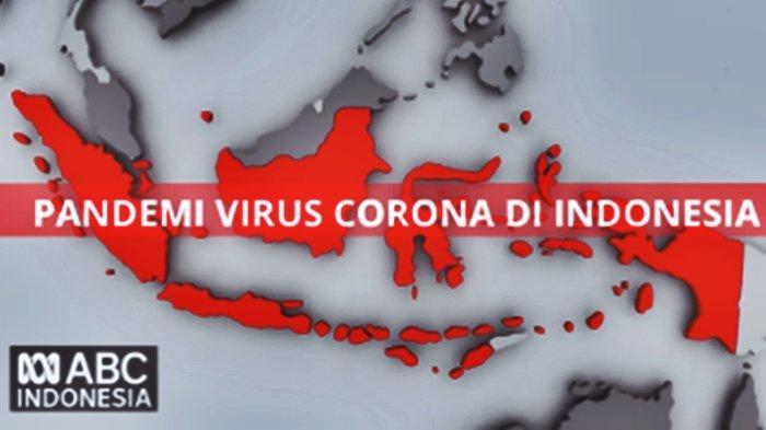 Update Kasus Virus Corona (Covid-19) di Indonesia.