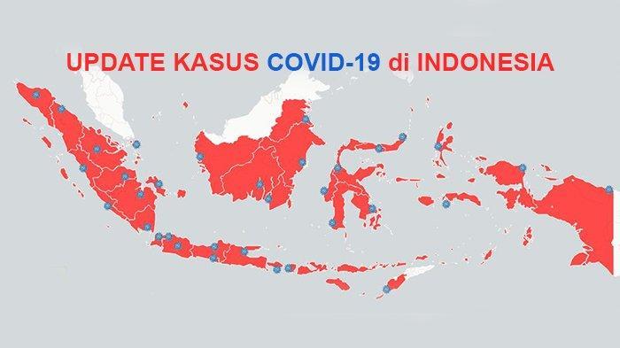BREAKING NEWS Kasus Positif Covid-19 di Indonesia, 3 Juli 2020: Bertambah 1.301