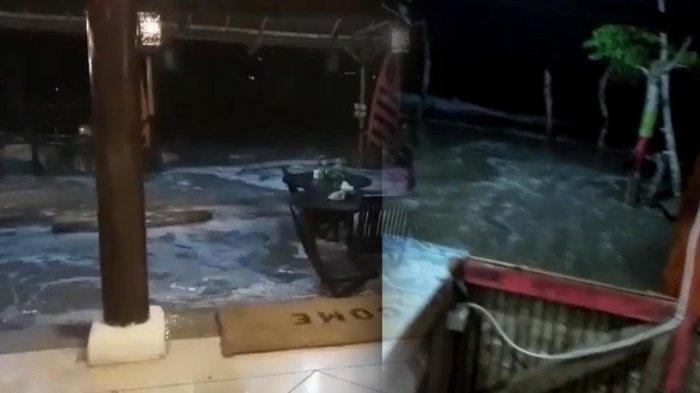 Video - Sirine Peringatan Tsunami Susulan Berbunyi, Warga Berhamburan, Begini Klarifikasi BNPB