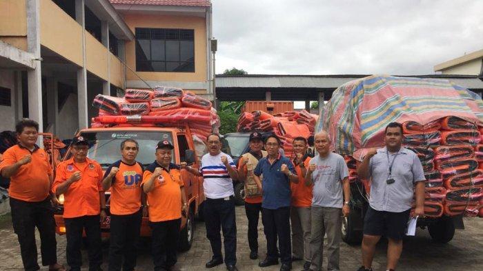 Musibah Banjir Bandang Sangihe, Gubernur dan Wakil Gubernur Instruksikan Gerak Cepat Kirim Bantuan