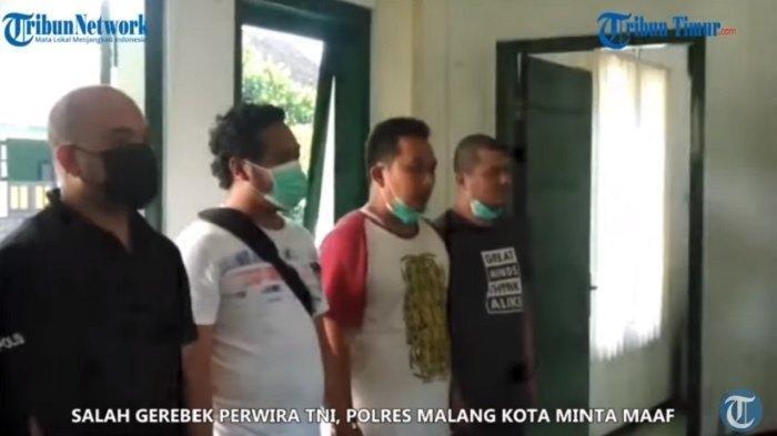 SOSOK 4 Polisi yang Salah Gerebek Kolonel TNI AD di Hotel, Nasibnya Kena Sanksi Propam