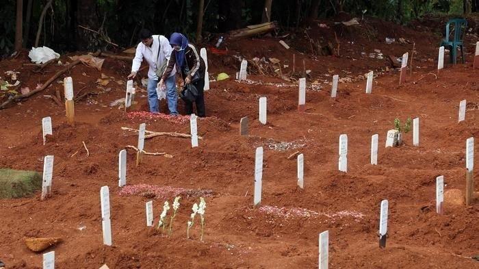 UPDATE Kasus Kematian akibat Covid-19 Sabtu 11 September 2021: Tambah 270, Total Kini 138.701 Jiwa