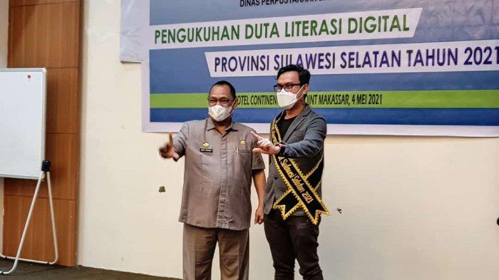 Upi Asmaradhana_Duta Literasi Digital Sulsel