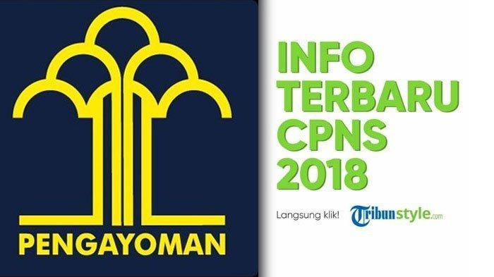 URL cpns.kemenkumham.go.id Sulit Diakses, Ini Link Pengumuman Hasil SKD CPNS Kemenkumham 2018