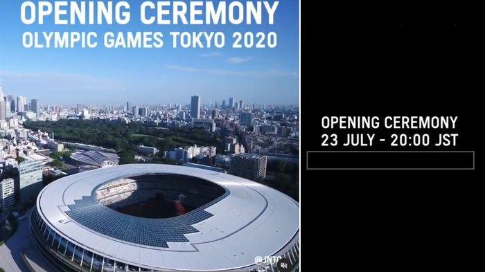 Kaisar Naruhito Nyatakan Olimpiade ke-32 Dibuka dari Tokyo Disaksikan Presiden IOC